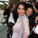 Mallika Sherawat – 'Sorry Angel' Premiere at 2018 Cannes Film Festival - 454 x 683