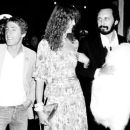 John Entwistle and Allison with Roger and Heather Daltrey