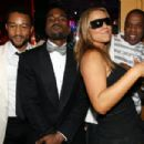 Mariah Carey - Kanye West's 30 Birthday Party At The Louis Vuitton Store - Inside, June, 7 2007