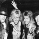 Stephen Pearcy with Robbin Crosby & Don Dokken