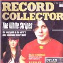 Jack White, Meg White - Record Collector Magazine Cover [United Kingdom] (November 2003)