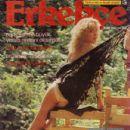 Edwige Fenech - Erkekçe Magazine Cover [Turkey] (November 1984)