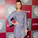 Molly Sims - 2011 InStyle/Warner Brothers Golden Globes Party, 16.01.2011.