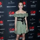 Lily Collins – 2018 GO Campaign Gala in Los Angeles