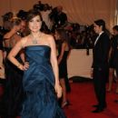 Mariska Hargitay - Costume Institute Gala Benefit To Celebrate The Opening Of The 'American Woman: Fashioning A National Identity' Exhibition At The Metropolitan Museum Of Art On May 3, 2010 In New York City