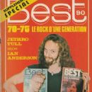 BEST Magazine Cover [France] (January 1976)