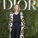 Camille Rowe – Christian Dior Photocall FW 2017 in Paris - 454 x 681