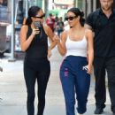 Kim Kardashian – Out and About in Manhattan