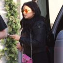 Ariel Winter – Arriving to a friend's house in Beverly Hills - 454 x 682