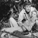 Beverly Garland and John Bromfield