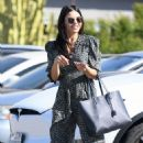 Jenna Dewan in Jumpsuit – Out in Los Angeles