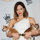 Katharine McPhee – James Paw 007 Ties and Tails Gala in Beverly Hills - 454 x 667