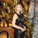 Elizabeth Olsen: London Fashion Week - Mulberry Dinner