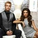 India de Beaufort and Rowly Dennis