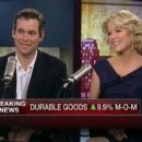 Megyn Kelly and Douglas Brunt