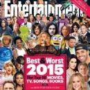 Chris Pratt - Entertainment Weekly Magazine Cover [United States] (18 December 2015)