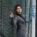 Lana Parrilla – Photoshoot in New York - 454 x 681
