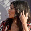 Kim Kardashian 2014 Mtv Video Music Awards