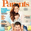 Nick Lachey, Vanessa Lachey - Parents Magazine Pictorial [United States] (June 2014) - 454 x 605