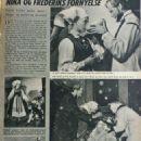 Frederik van Pallandt and Nina van Pallandt - Billed Bladet Magazine Pictorial [Denmark] (27 November 1959) - 454 x 616