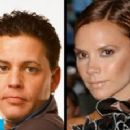 Victoria Adams and Corey Haim