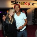 Romeo Miller and Chelsie Hightower - 428 x 594