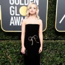 Dove Cameron – 2018 Golden Globe Awards in Beverly Hills