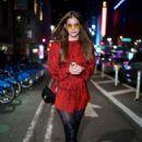 Barbara Palvin – Victoria's Secret Fashion Show Fittings in NY