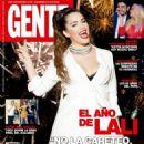 Lali Espósito- Gente Magazine Argentina 20 December 2016 - 454 x 564