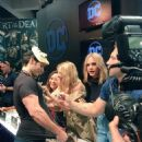 Henry Cavill- July 23, 2016- San Diego Comic Con- Surprises Suicide Squad - 454 x 585
