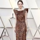 Emma Stone  in Louis Vuitton  dress : 91st Annual Academy Awards