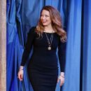 Natasha Lyonne at 'Late Night with Jimmy Fallon' (July 2013)
