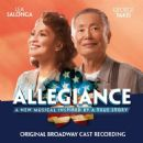 Allegiance  Original Broadway Cast Recording Starring George Takei - 454 x 454