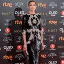 Nieves Alvarez- Goya Cinema Awards 2018 - Red Carpet