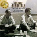 Leonard Bernstein and Marc Blitzstein - 454 x 456