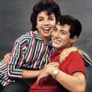 Annette Funicello and Paul Anka