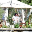 Rose Leslie and Kit Harington – Having lunch at Wardhill Castle in Aberdeen - 454 x 288