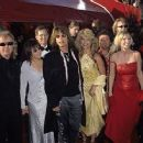 The guys in Aerosmith and their muses