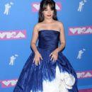 Camila Cabello – 2018 MTV Video Music Awards in New York City - 454 x 645