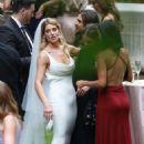 Ashley Greene and Paul Khoury – Their Wedding Reception in San Jose - 454 x 681