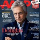 Michael Douglas - AARP: The Magazine Cover [United States] (February 2016)