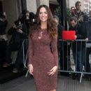 Jennifer Metcalfe 2014 Tric Awards In London