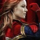 Brie Larson as Carol Danvers/Captain Marvel (2019) - 454 x 224