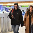 Dua Lipa – Arrives at LAX International Airport in LA - 454 x 657