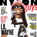 Lil' Wayne - Nylon Guys Magazine Cover [United States] (December 2014)