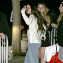 Selena Gomez Spotted Leaving the Staple Center After her Performance at 102.7 KIIS FM Jingle Ball 2015 December 4,2015