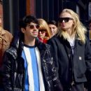 Sophie Turner and Joe Jonas Out in New York 03/12/2019 - 454 x 681