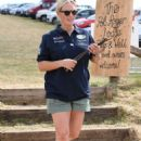 Zara Tindall at Magic Millions Festival of British Eventing in Gloucestershire - 454 x 664