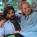 Dennis Boutsikaris and Amy Madigan