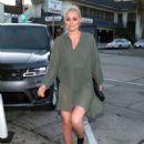 Lindsey Vonn – Arrives for dinner at Craig's in West Hollywood - 454 x 616